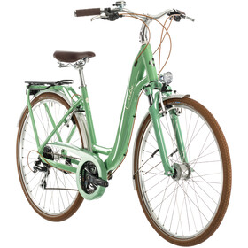 Cube Ella Ride Easy Entry green/cream